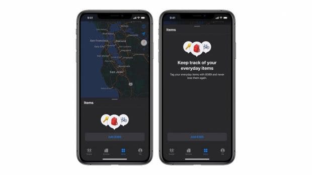 Apples Tracking Airtags. (Bild: Macrumors)