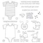 Made With Love Photopolymer Stamp Set