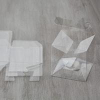 Clear Tiny Treat Boxes