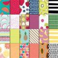 "Tutti-Frutti 6"" X 6"" (15.2 X 15.2 Cm) Designer Series Paper"