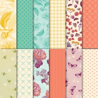 Tea Room Specialty Designer Series Paper