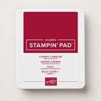 Cherry Cobbler Classic Stampin' Pad