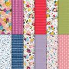 "Needlepoint Nook 12"" X 12"" (30.5 X 30.5 Cm) Designer Series Paper"