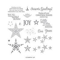 So Many Stars Photopolymer Stamp Set (En)