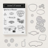 Geared Up Garage Cling Bundle
