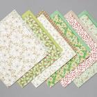 Poinsettia Place Designer Series Paper