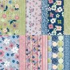 """Paper Blooms 12"""" X 12"""" (30.5 X 30.5 Cm) Designer Series Paper"""