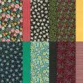 """Flower & Field 12"""" X 12"""" (30.5 X 30.5 Cm) Designer Series Paper"""