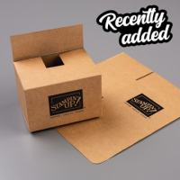 Mini Shipping Boxes (X2)