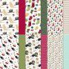 "Sweet Stockings 12"" X 12"" (30.5 X 30.5 Cm) Designer Series Paper"