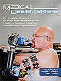 Techonline - Medical Design Briefs - March 2016