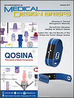 Medical Design Briefs - December 2016