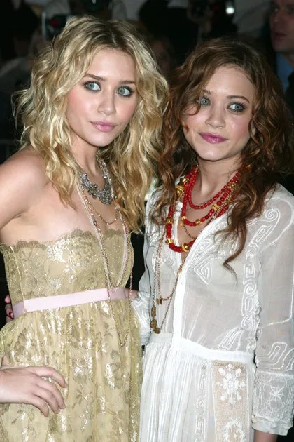 The Beauty Evolution Of Mary Kate And Ashley Olsen Teen