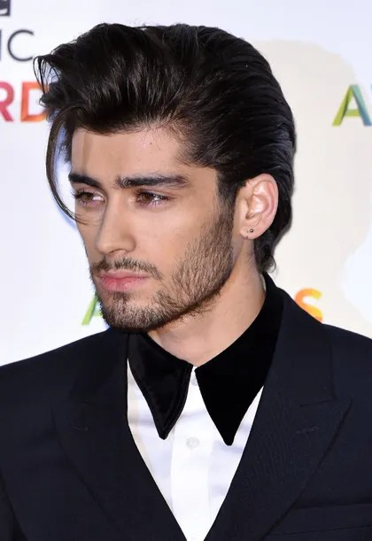 The Hair Evolution of One Directions Zayn Malik  Teen Vogue