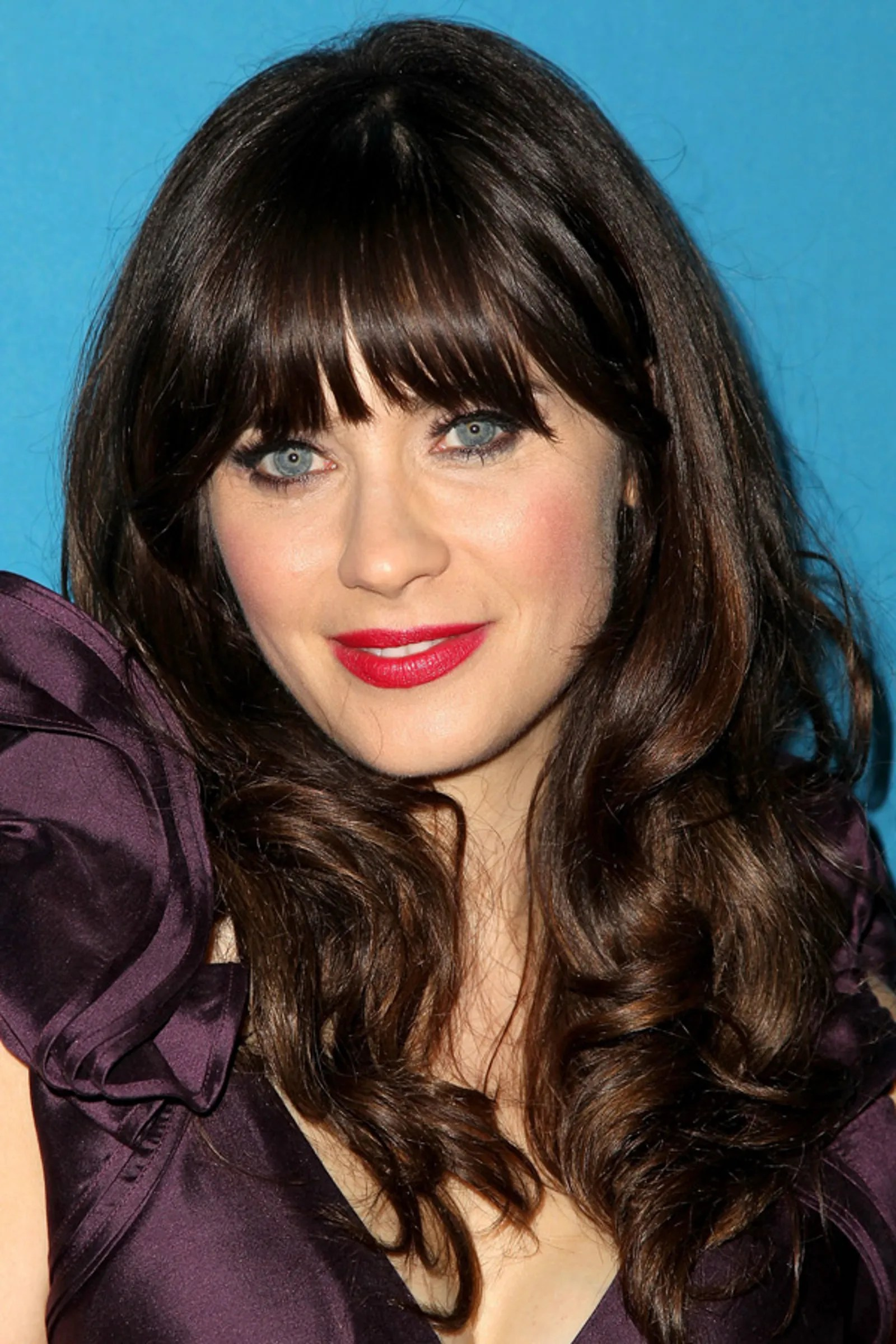 Nine Blunt Bangs Ideas For Your Next Haircut From The