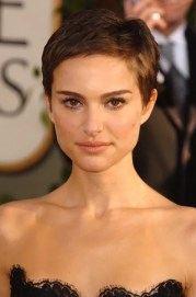 pixie cut young hollywood