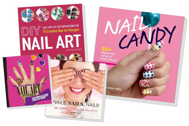 The Wah Nails Book Of Nail Art Gallery