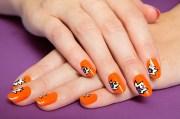 create comic book manicure