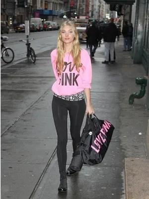 Supermodel Elsa Hosk on Her Favorite Sports Style