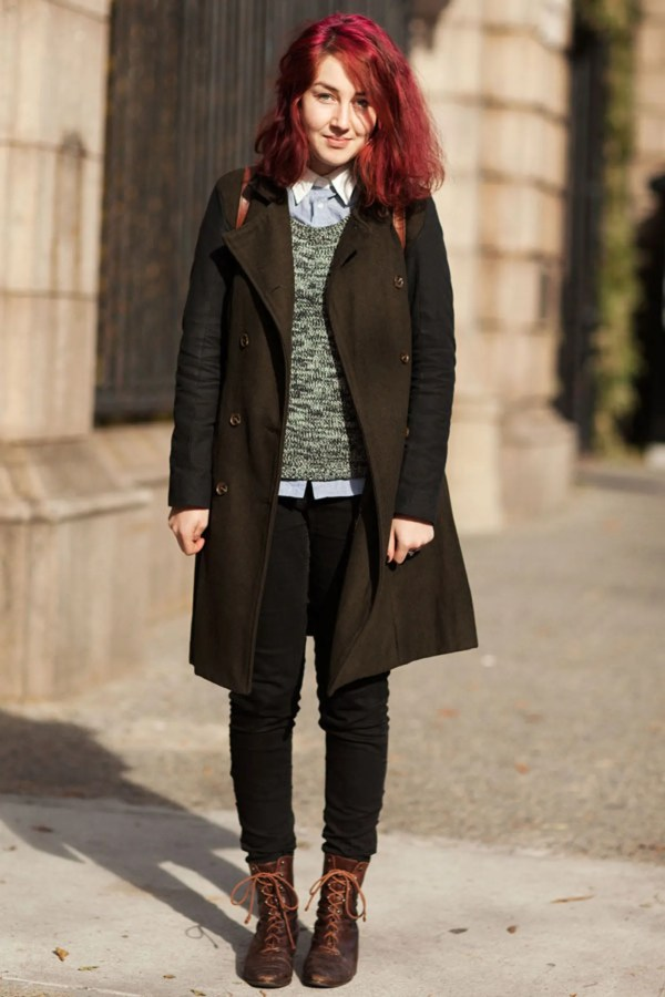 Winter Outfit Inspiration 15 Stylish Nyc Students