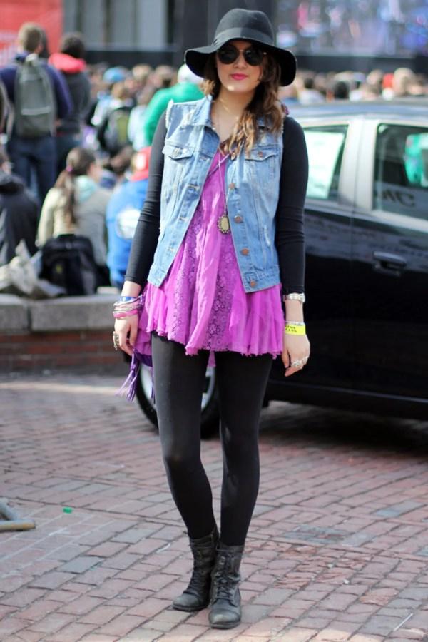 Summer Style Inspiration Boston Calling