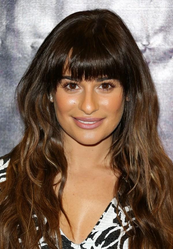 Beauty Evolution Of Lea Michele Teen Vogue