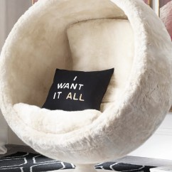 Restoration Hardware Beanbag Chair Pewter Place Card Holders Teen Line Decor Vogue