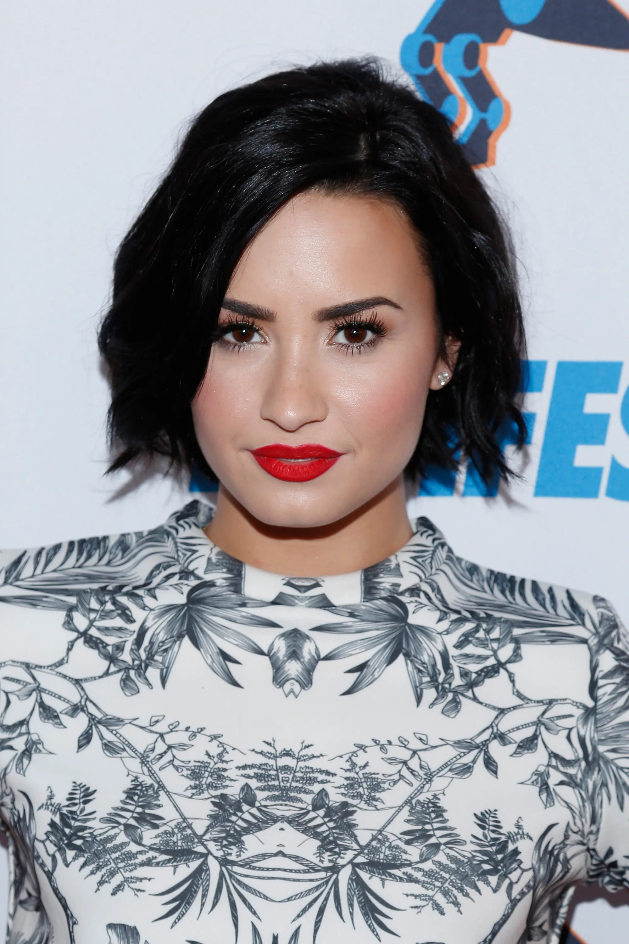 Demi Lovatos Beauty Evolution Teen Vogue