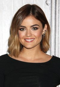 Pretty Little Liars Actress Lucy Hale Dyes Hair Black ...