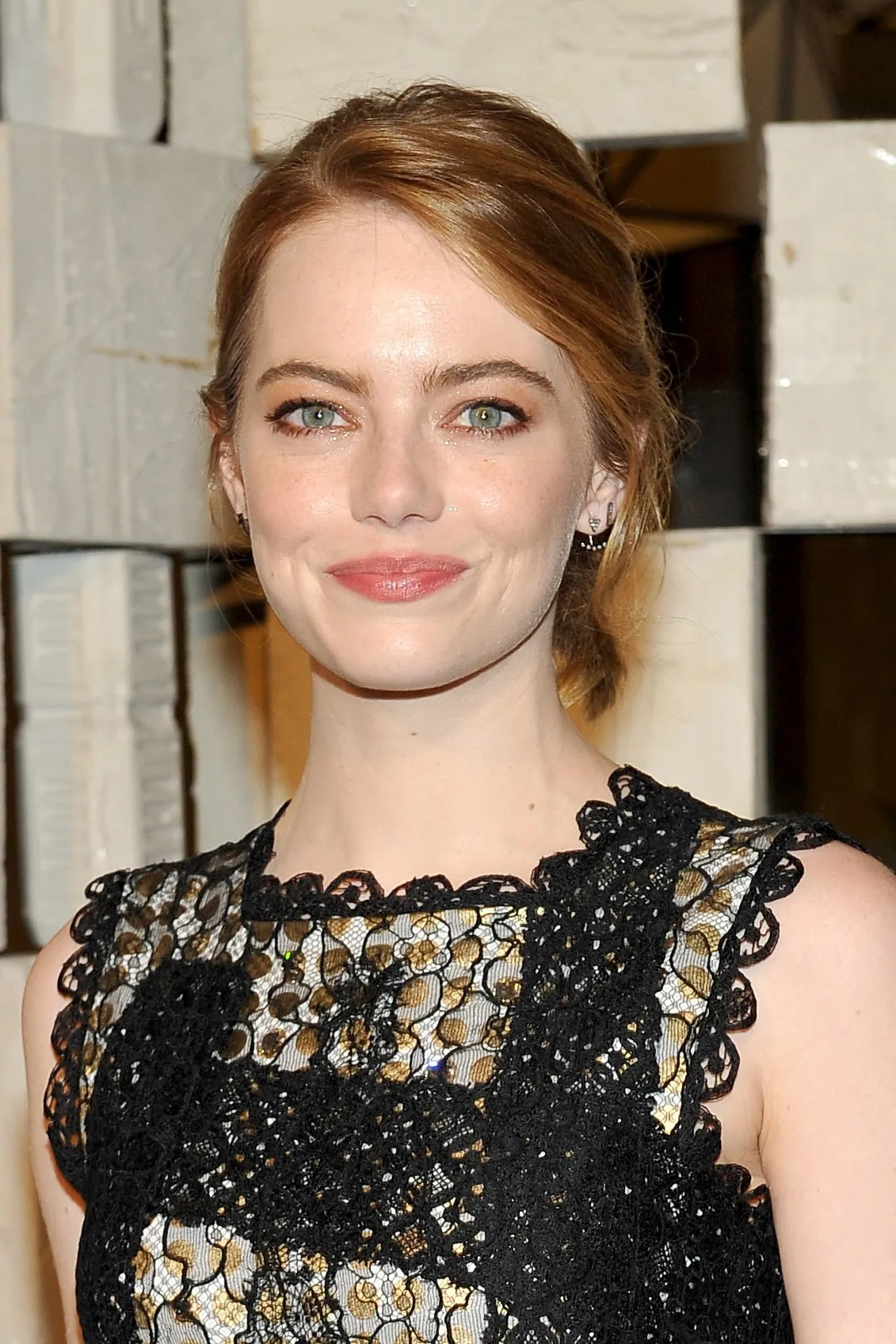 Emma Stone Best Hair and Makeup Looks  Photos of Emma