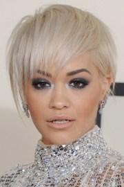 short hair celebrity haircuts