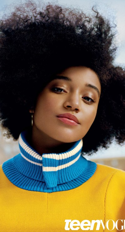 Image result for Amandla Stenberg