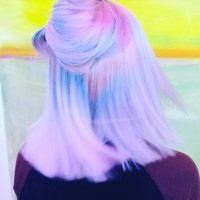 Unicorn Hair Color Trend - Colorful Hair Color Trends ...