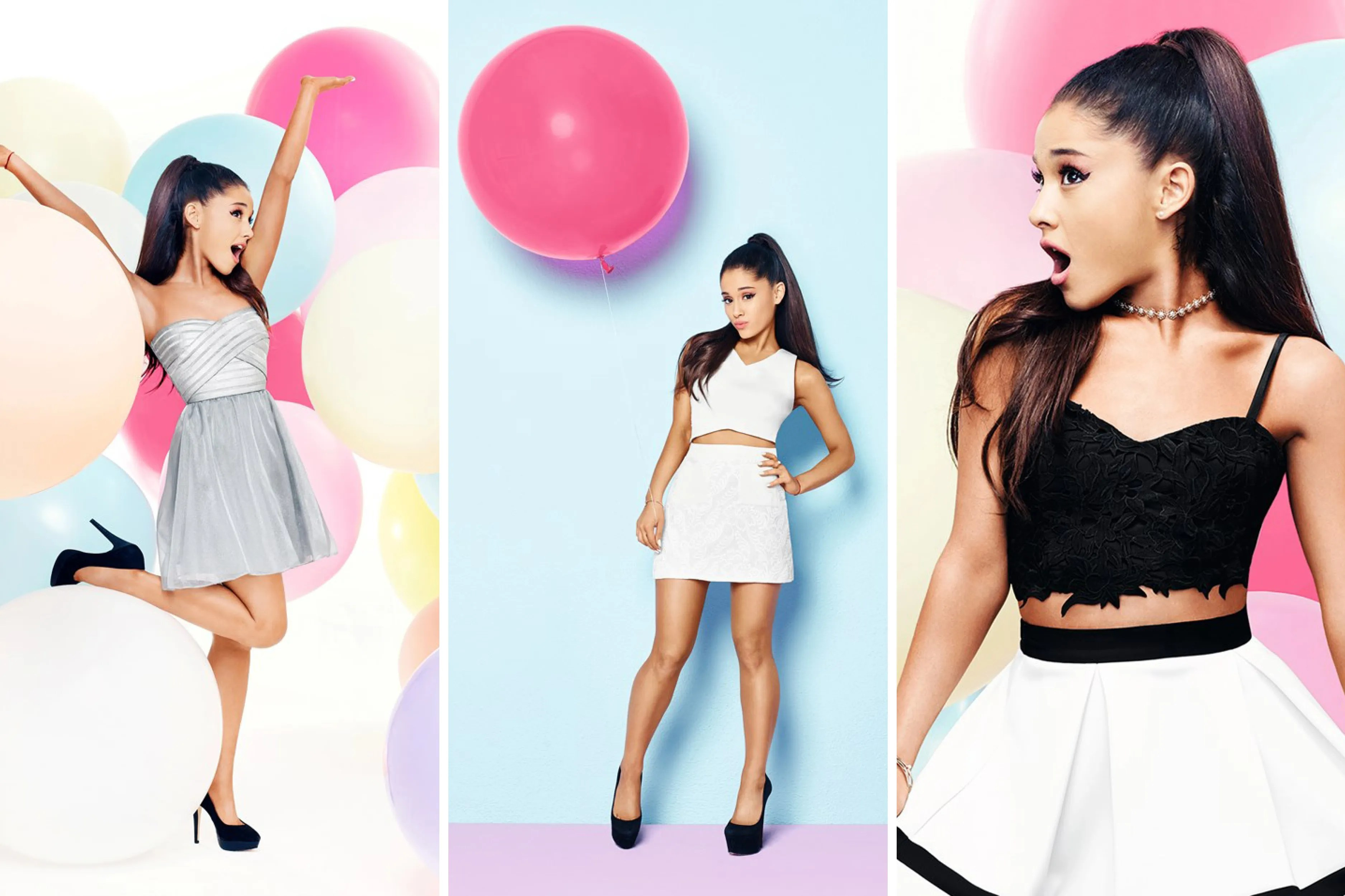 Ariana Grande En Traje De Baño Ariana Grande 39s Fashion Line Is Officially Here Cat Ears