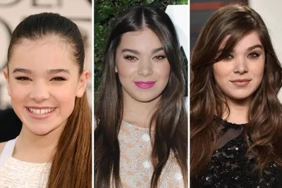 Hailee Steinfeld S Beauty Evolution