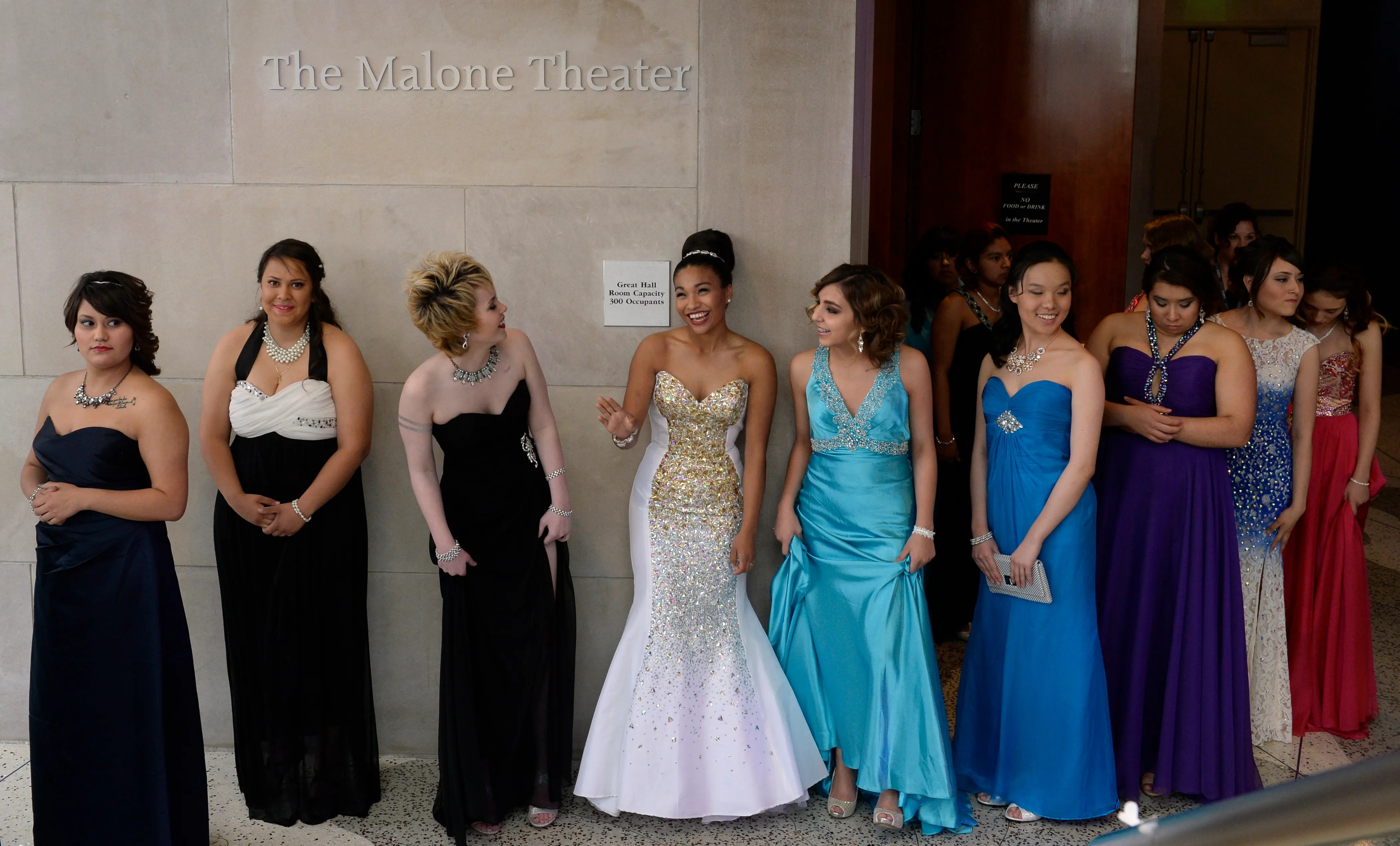 Panels of Teachers Are Determining If Your Prom Dress Is