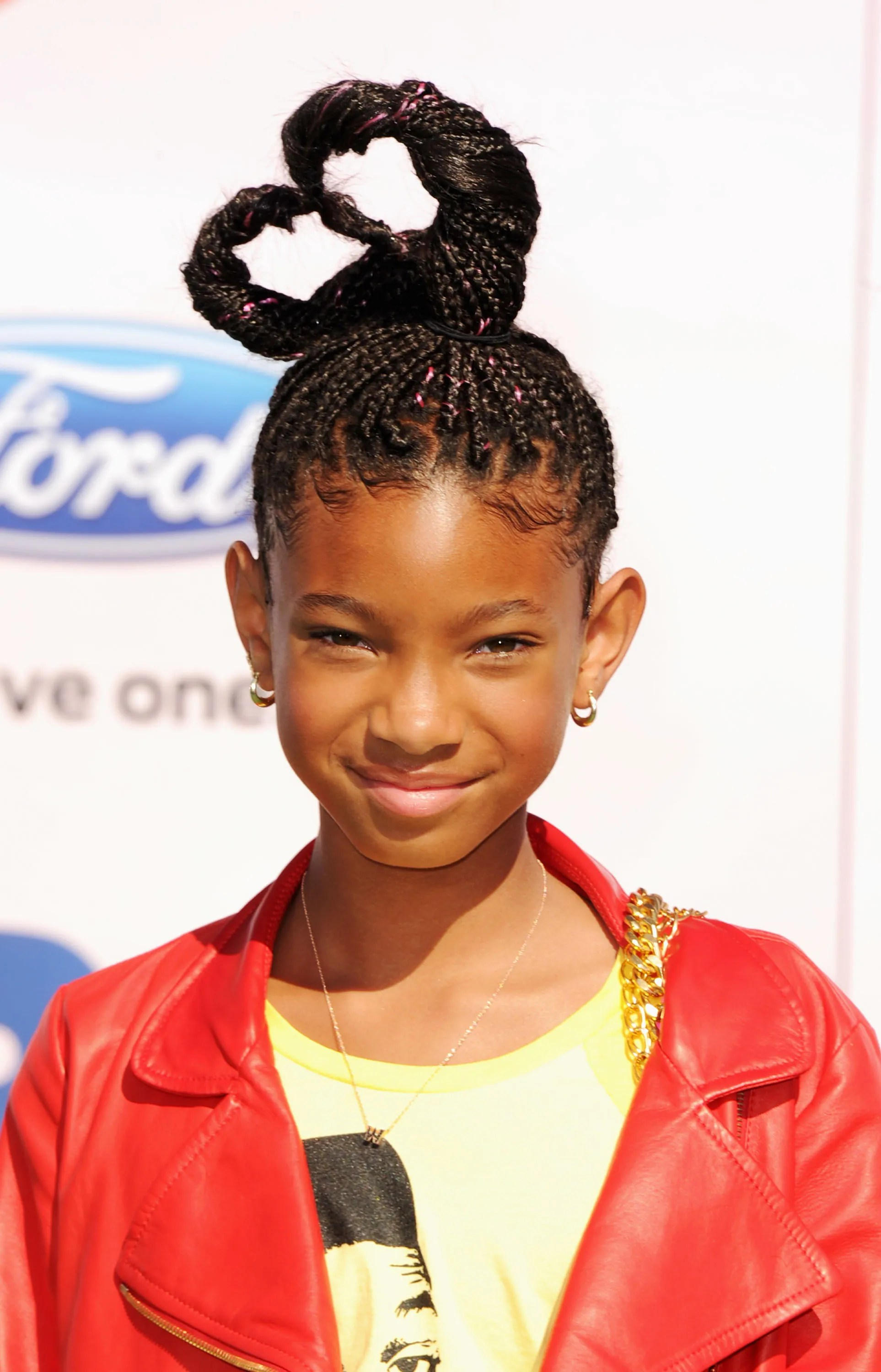 The Beauty Evolution Of Willow Smith From Wills Mini Me