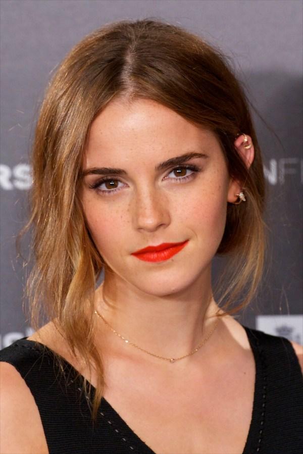 Emma Watson' Beauty Teen Vogue