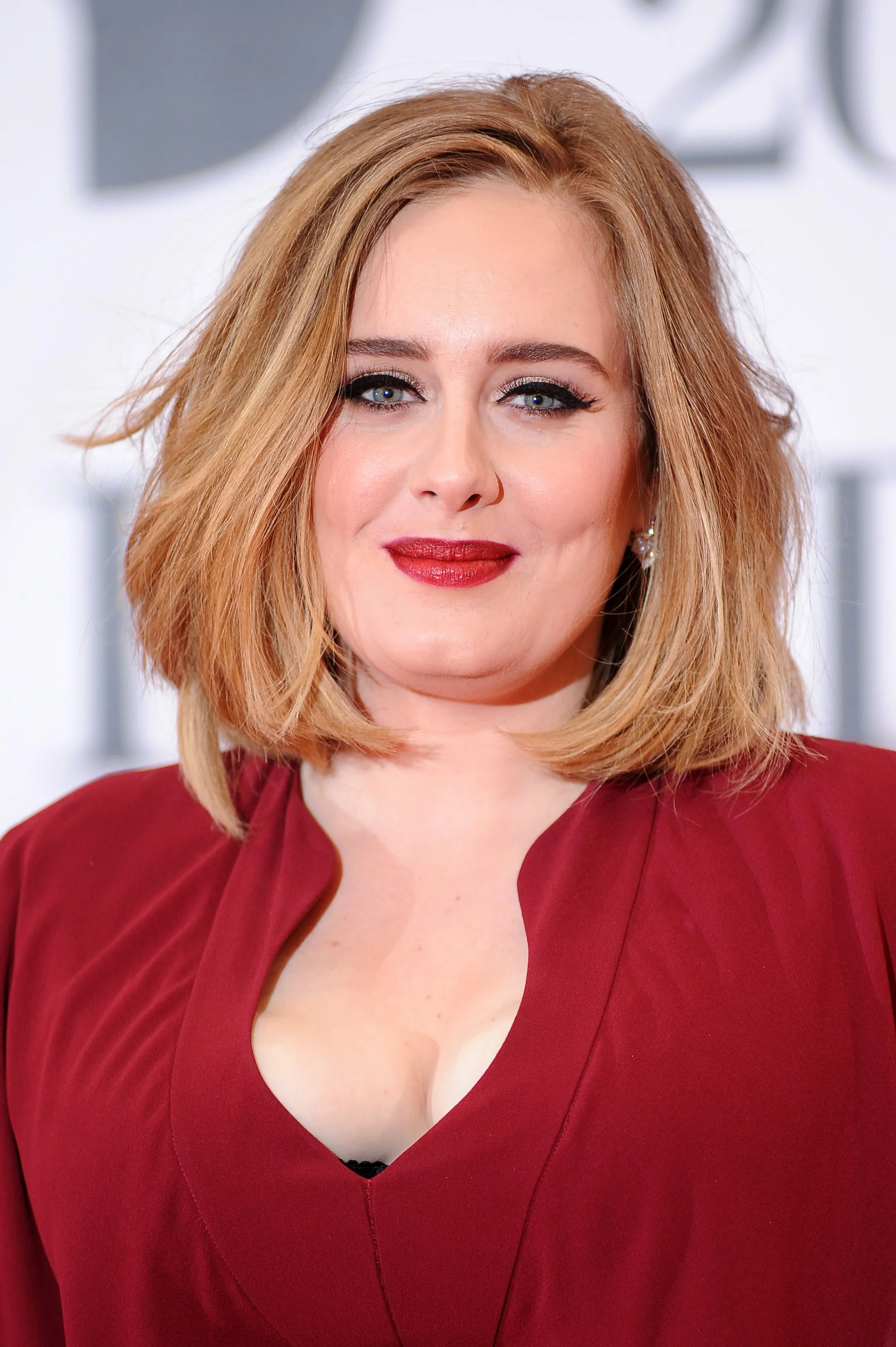 The Beauty Evolution Of Adele From Over The Top Glamour