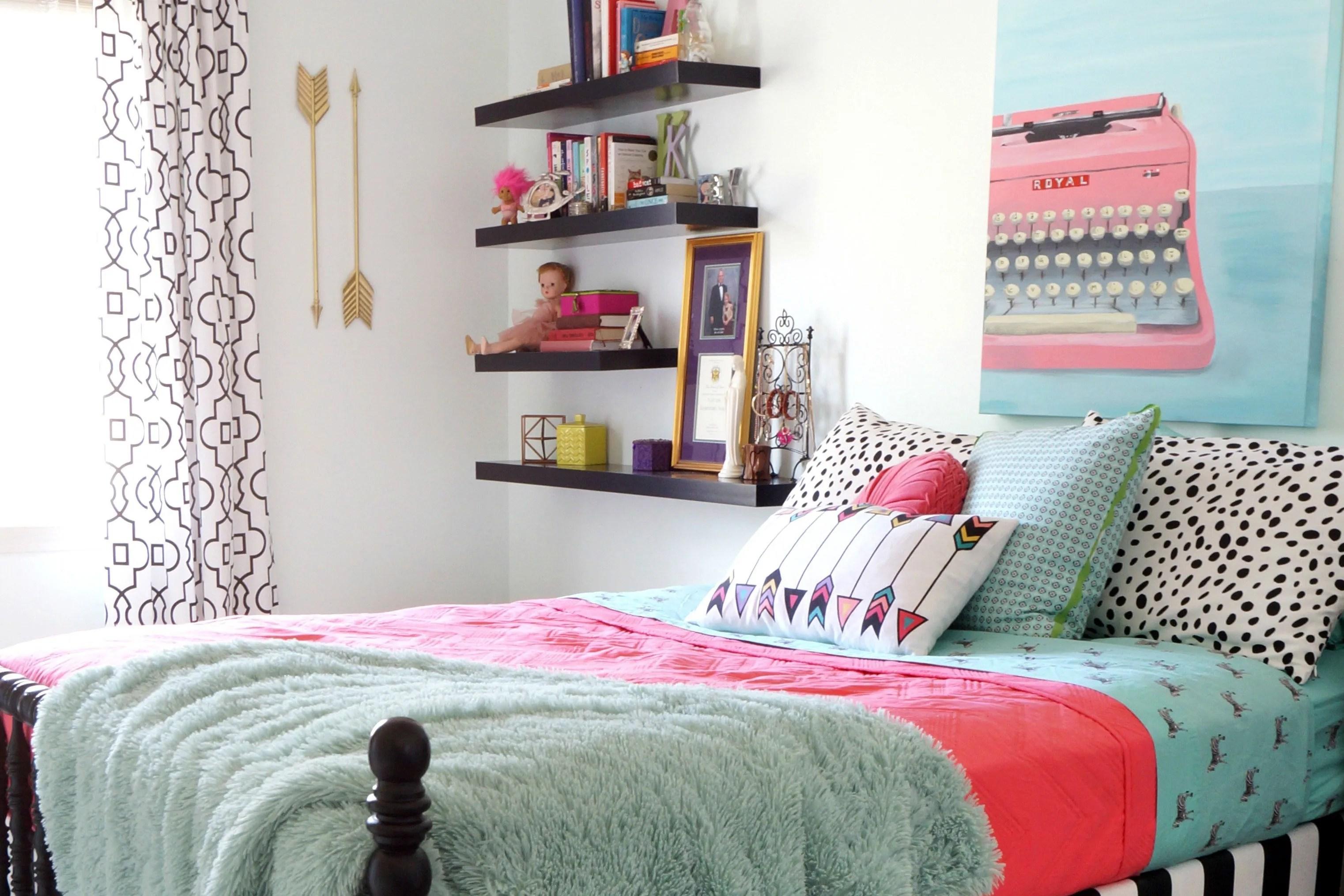 title | Teen Girl Bedroom