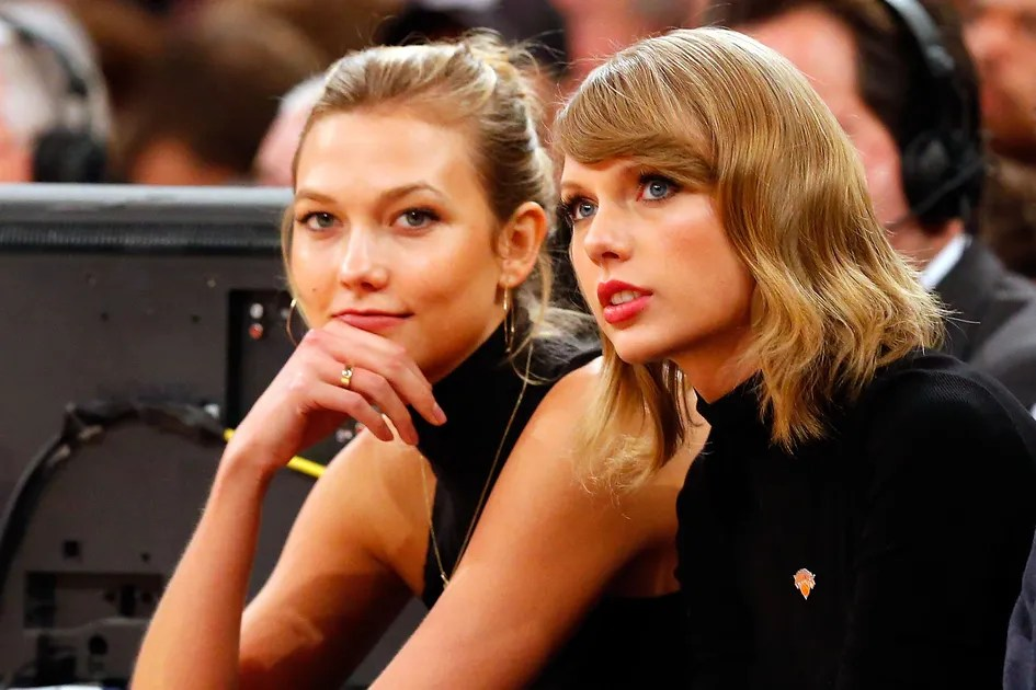 Taylor Swift Wishes BFF Karlie Kloss A Happy Birthday On Instagram Teen Vogue