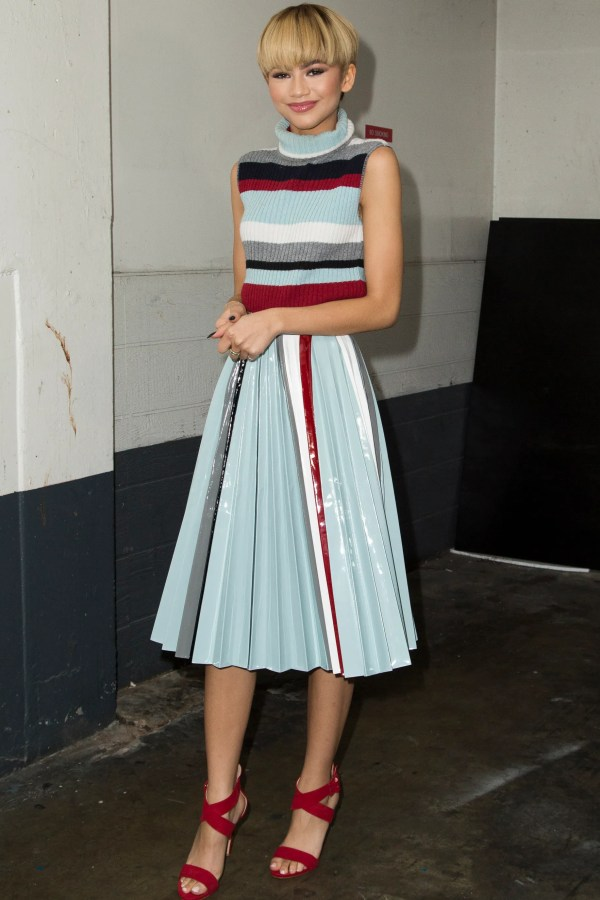 Zendaya' 20 Outfits Teen Vogue