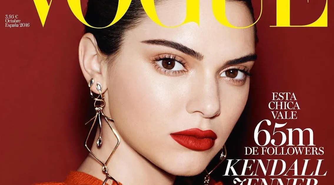 Kendall Jenner Landed Her 9th Vogue Cover Teen Vogue