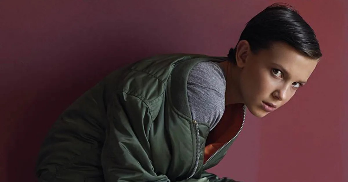 Fall Vibes Wallpaper Millie Bobby Brown Covers So It Goes Magazine Teen Vogue