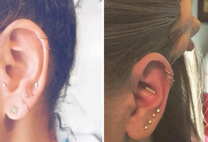 Constellation Piercing Trend Takes Over Instagram Teen Vogue
