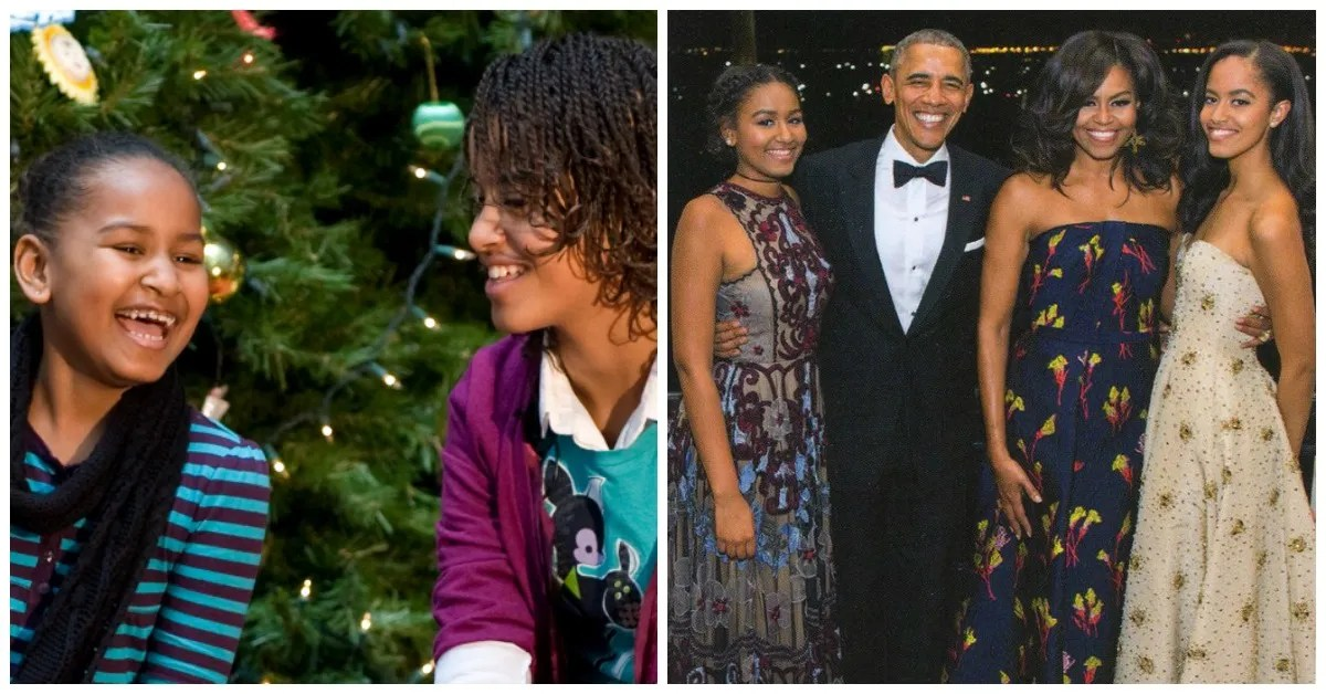 A Look Back At The Obama White House Christmas Cards