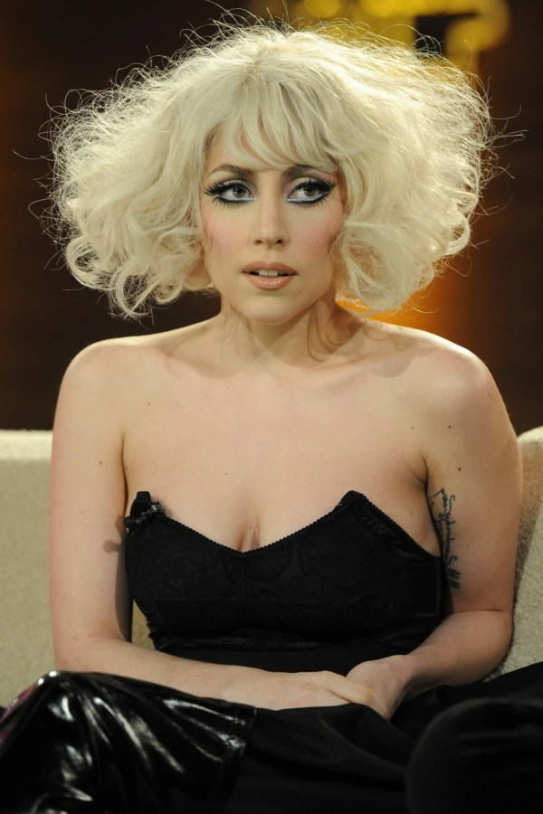 Lady Gaga' Beauty Evolution Teen Vogue