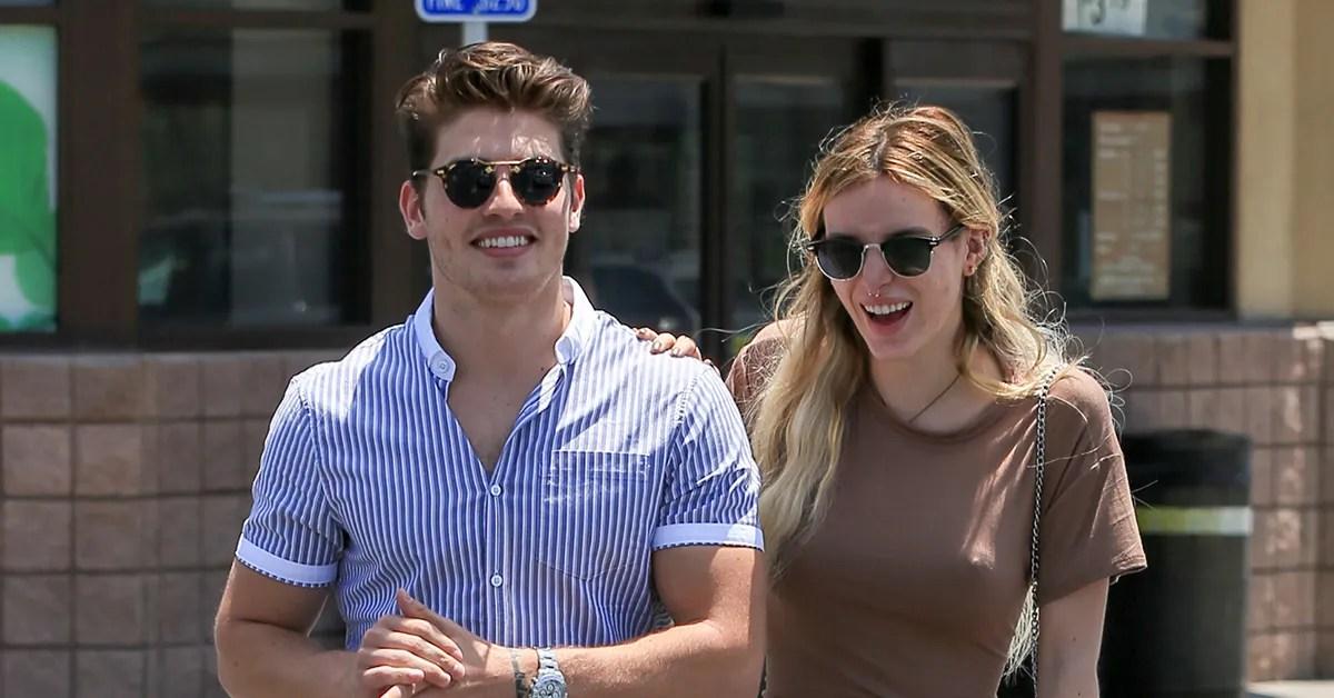 Bella Thorne and Gregg Sulkin Arent Dating Again She