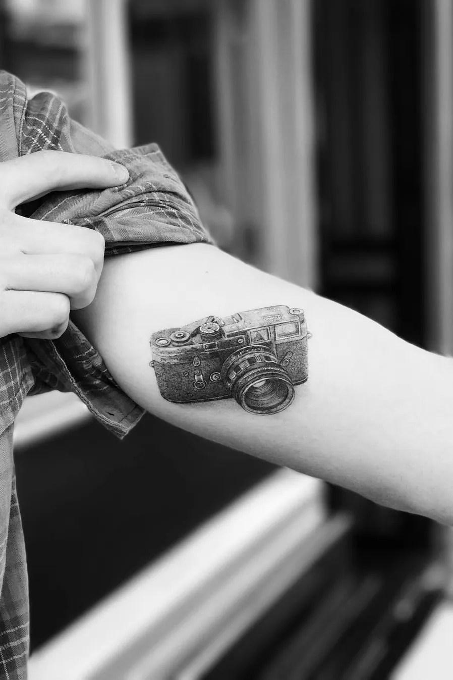 Nc Tattoo Ideas : tattoo, ideas, Which, Tattoo, Artists, Should, Vogue
