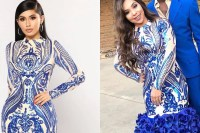 Teenager Makes a Prom Gown Out of a Fashion Nova Dress ...